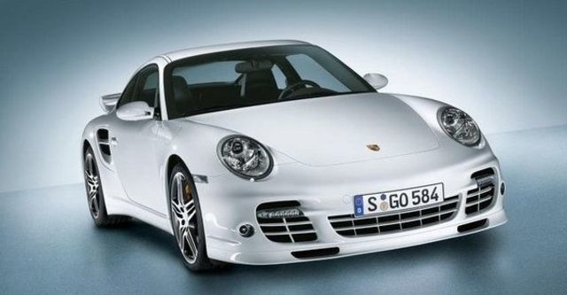 2008 Porsche 911 Turbo Coupe  第1張相片