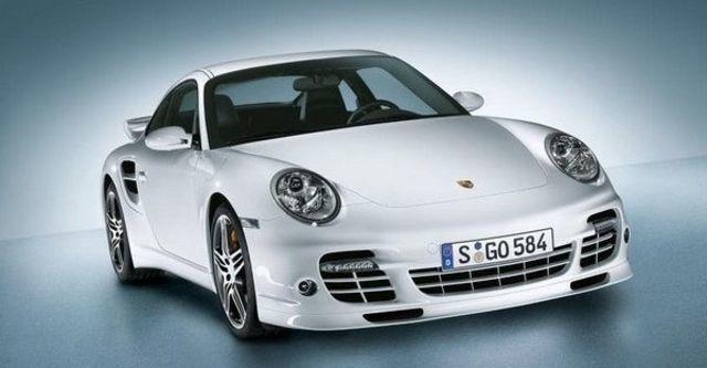 2008 Porsche 911 Turbo Coupe  第2張相片