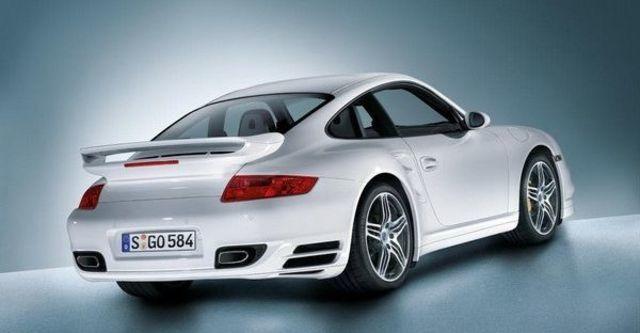 2008 Porsche 911 Turbo Coupe  第3張相片