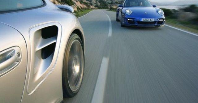 2008 Porsche 911 Turbo Coupe  第6張相片