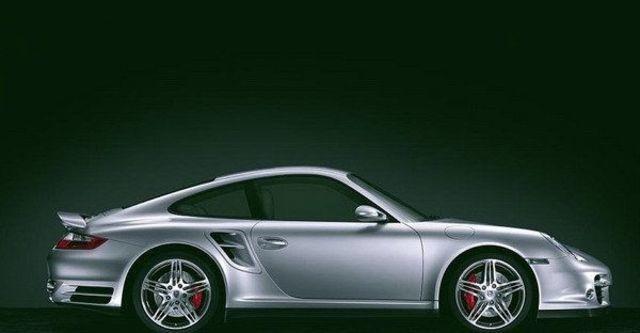 2008 Porsche 911 Turbo Coupe  第7張相片