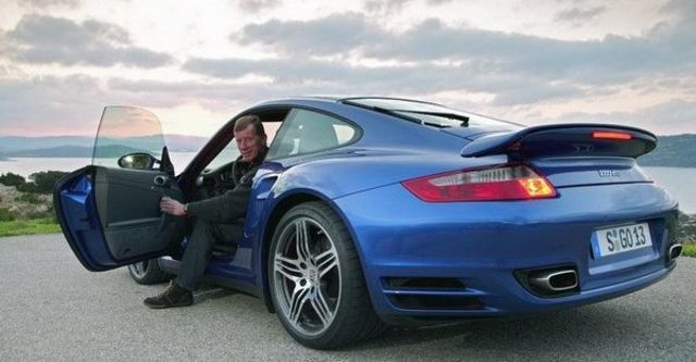 2008 Porsche 911 Turbo Coupe  第8張相片