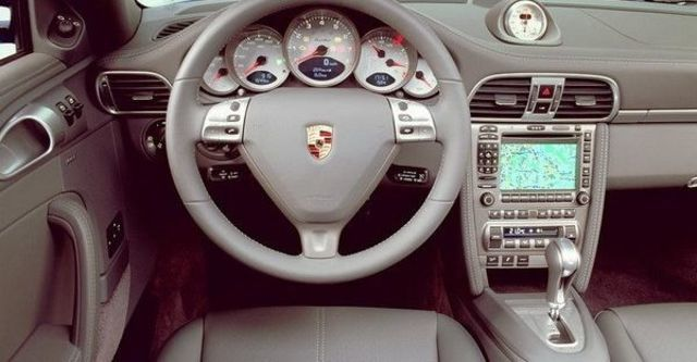 2008 Porsche 911 Turbo Coupe  第9張相片
