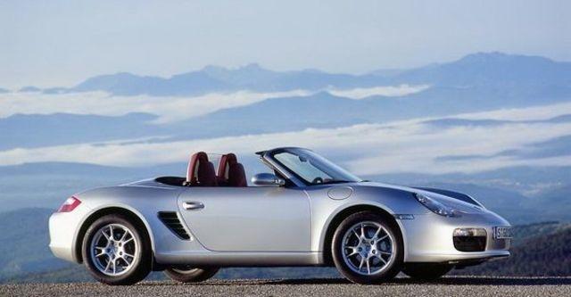 2008 Porsche Boxster 2.7  第1張相片