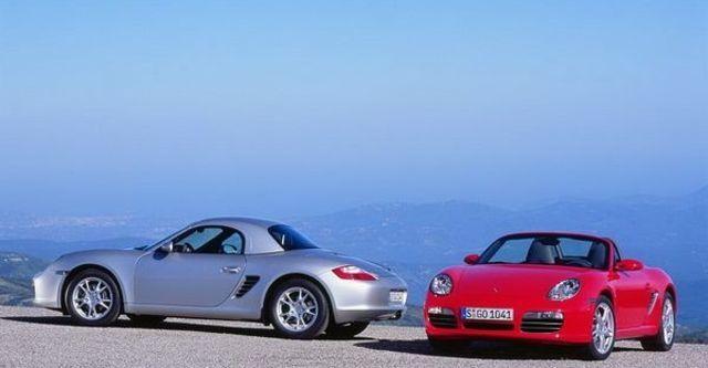 2008 Porsche Boxster 2.7  第3張相片