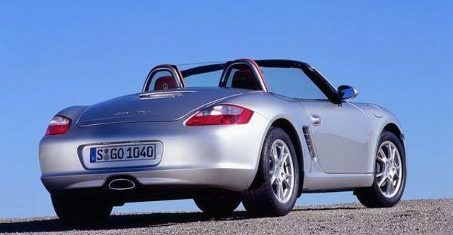 2008 Porsche Boxster 2.7  第4張相片