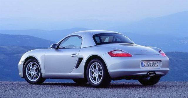 2008 Porsche Boxster 2.7  第5張相片