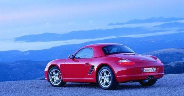 2008 Porsche Boxster S  第6張相片