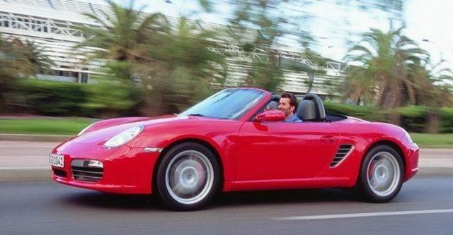2008 Porsche Boxster S  第9張相片