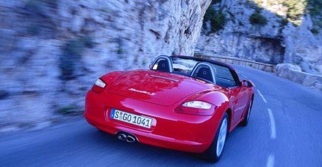 2008 Porsche Boxster S  第10張相片