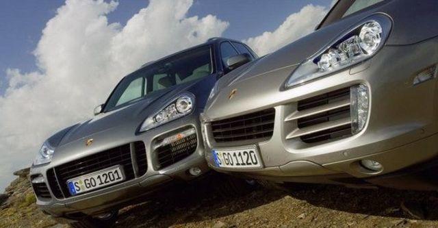 2008 Porsche Cayenne 3.6  第4張相片