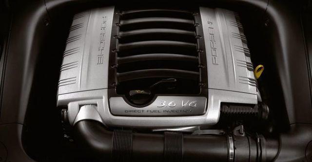 2008 Porsche Cayenne 3.6  第8張相片