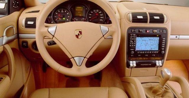 2008 Porsche Cayenne 3.6  第9張相片