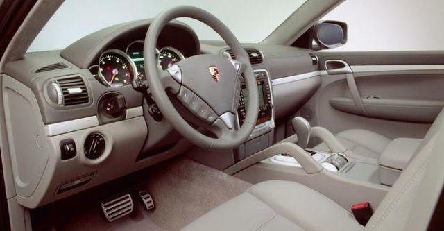 2008 Porsche Cayenne Turbo  第5張相片