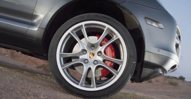2008 Porsche Cayenne Turbo  第6張相片
