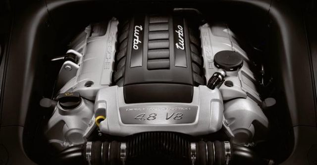 2008 Porsche Cayenne Turbo  第10張相片