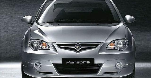 2012 Proton Persona 手排型  第1張相片