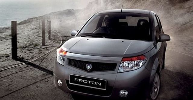 2012 Proton Savvy 自手排型  第2張相片