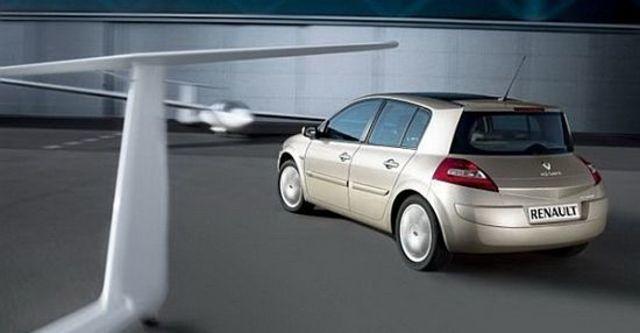 2010 Renault Megane Hatch 1.9 dCi  第3張相片