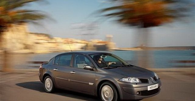 2010 Renault Megane Sedan 1.9 dCi  第2張相片