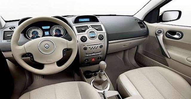 2010 Renault Megane Sedan 1.9 dCi  第6張相片