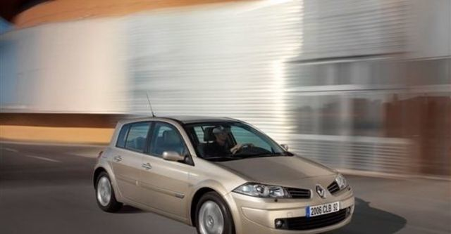2009 Renault Megane Hatch 1.9 dCi  第3張相片