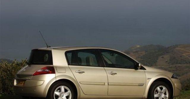 2008 Renault Megane Hatch 1.6  第3張相片