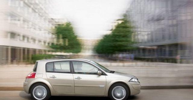 2008 Renault Megane Hatch 1.6  第4張相片