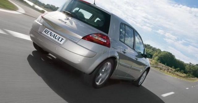 2008 Renault Megane Hatch 1.6  第5張相片