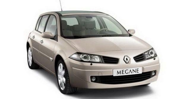 2008 Renault Megane Hatch 1.9 dCi Turbo  第1張相片