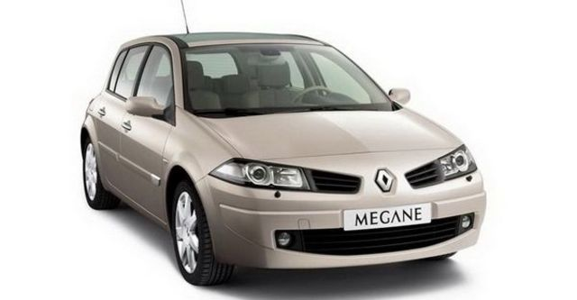 2008 Renault Megane Hatch 1.9 dCi Turbo  第2張相片