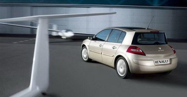 2008 Renault Megane Hatch 1.9 dCi Turbo  第7張相片