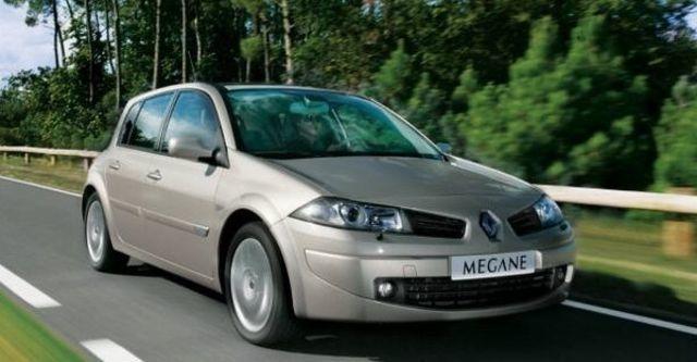 2008 Renault Megane Hatch 2  第1張相片