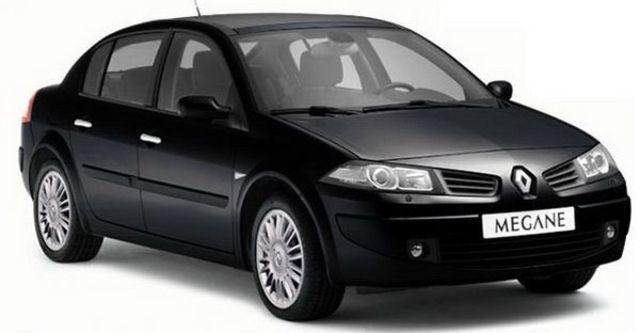 2008 Renault Megane Sedan 1.9 dCi Turbo  第1張相片