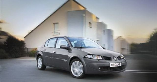 2008 Renault Megane Sedan 1.9 dCi Turbo  第3張相片