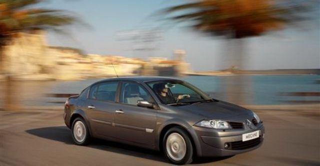 2008 Renault Megane Sedan 1.9 dCi Turbo  第4張相片