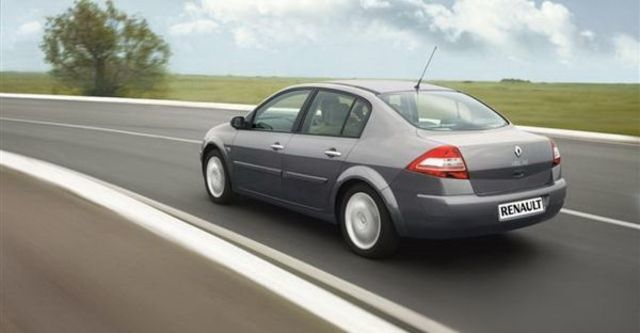 2008 Renault Megane Sedan 1.9 dCi Turbo  第6張相片