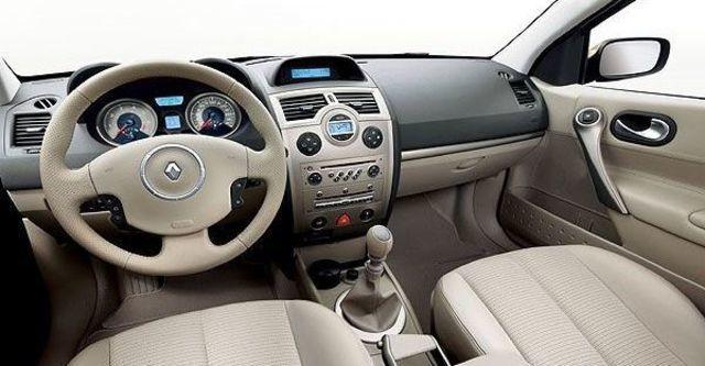 2008 Renault Megane Sedan 1.9 dCi Turbo  第9張相片