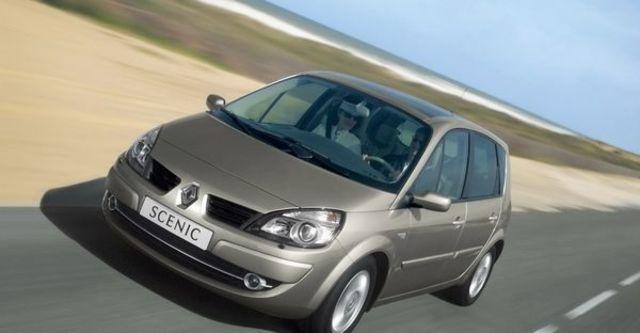 2008 Renault Scenic 1.6  第4張相片