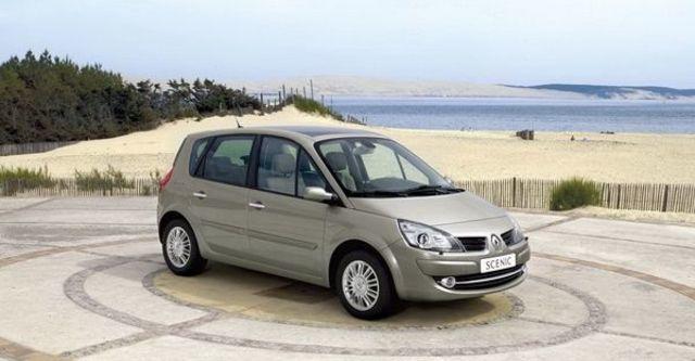 2008 Renault Scenic 1.6  第5張相片