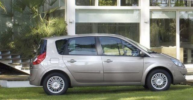 2008 Renault Scenic 1.6  第6張相片
