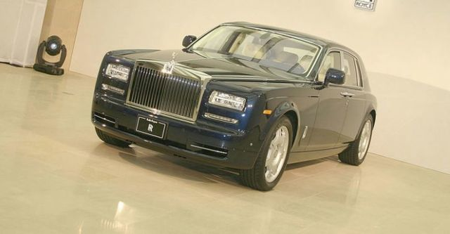 2015 Rolls-Royce Phantom Series Ⅱ 6.75 V12  第1張相片