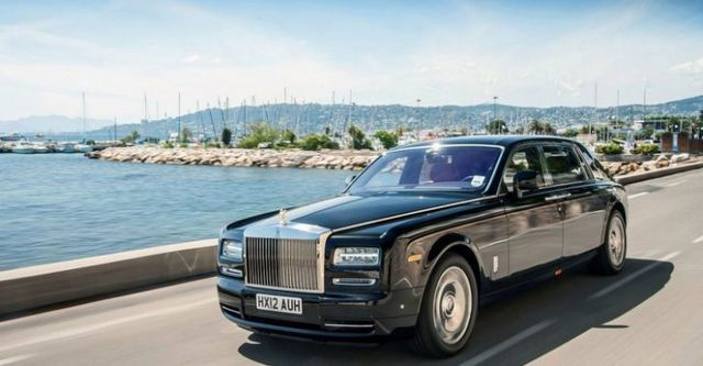 2015 Rolls-Royce Phantom Series Ⅱ 6.75 V12 EWB  第1張相片