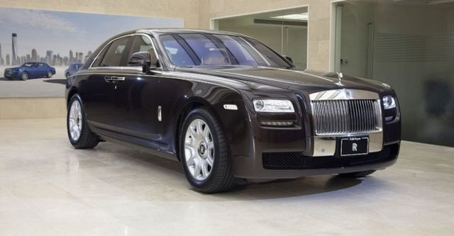 2014 Rolls-Royce Ghost 6.6 V12  第1張相片