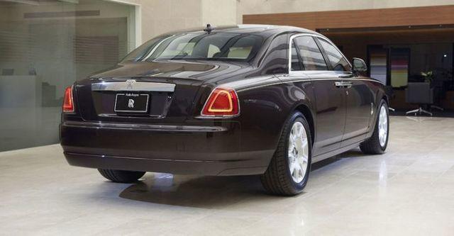 2014 Rolls-Royce Ghost 6.6 V12  第2張相片