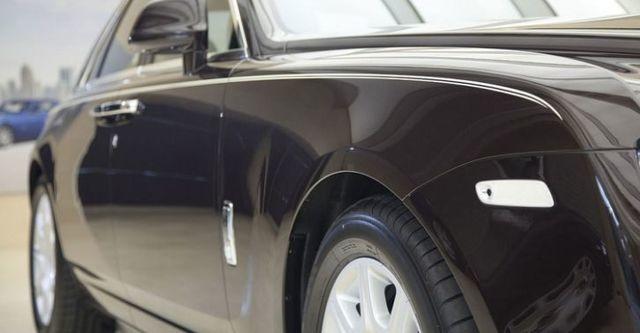 2014 Rolls-Royce Ghost 6.6 V12  第3張相片