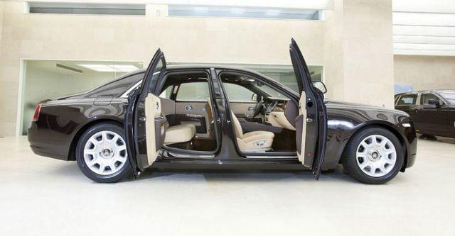 2014 Rolls-Royce Ghost 6.6 V12  第4張相片