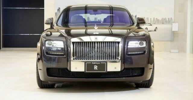2014 Rolls-Royce Ghost 6.6 V12  第6張相片