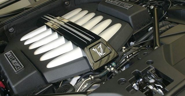 2014 Rolls-Royce Ghost 6.6 V12  第7張相片