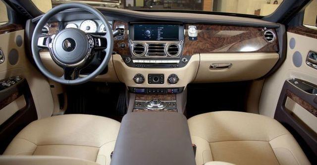 2014 Rolls-Royce Ghost 6.6 V12  第8張相片